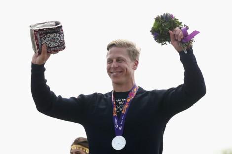 Petter Menning Canoe Sprint Baku