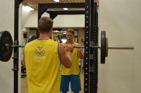 Petter Menning gym