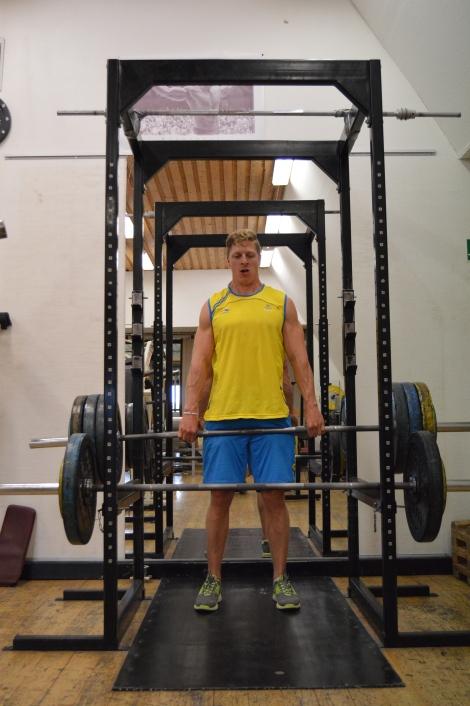 Gym Petter Menning
