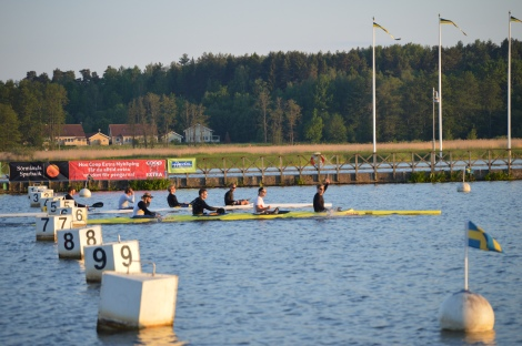 K4 1000 meter Petter Menning