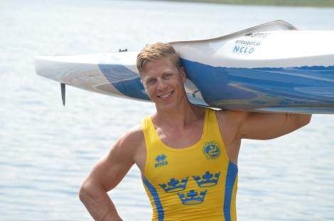 Petter Menning VM-silver