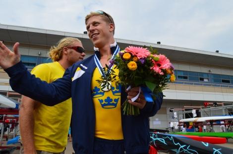 Petter Menning Vm silver