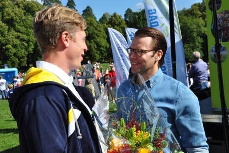 Petter Menning prins Daniel